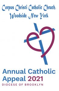 Annual Catholic Appeal 2021